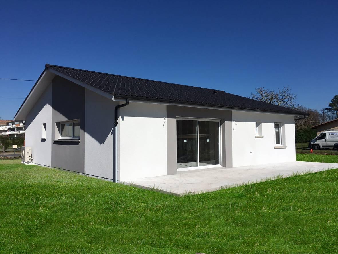 Construction maison neuve belin beliet en gironde for Constructeur maison en gironde
