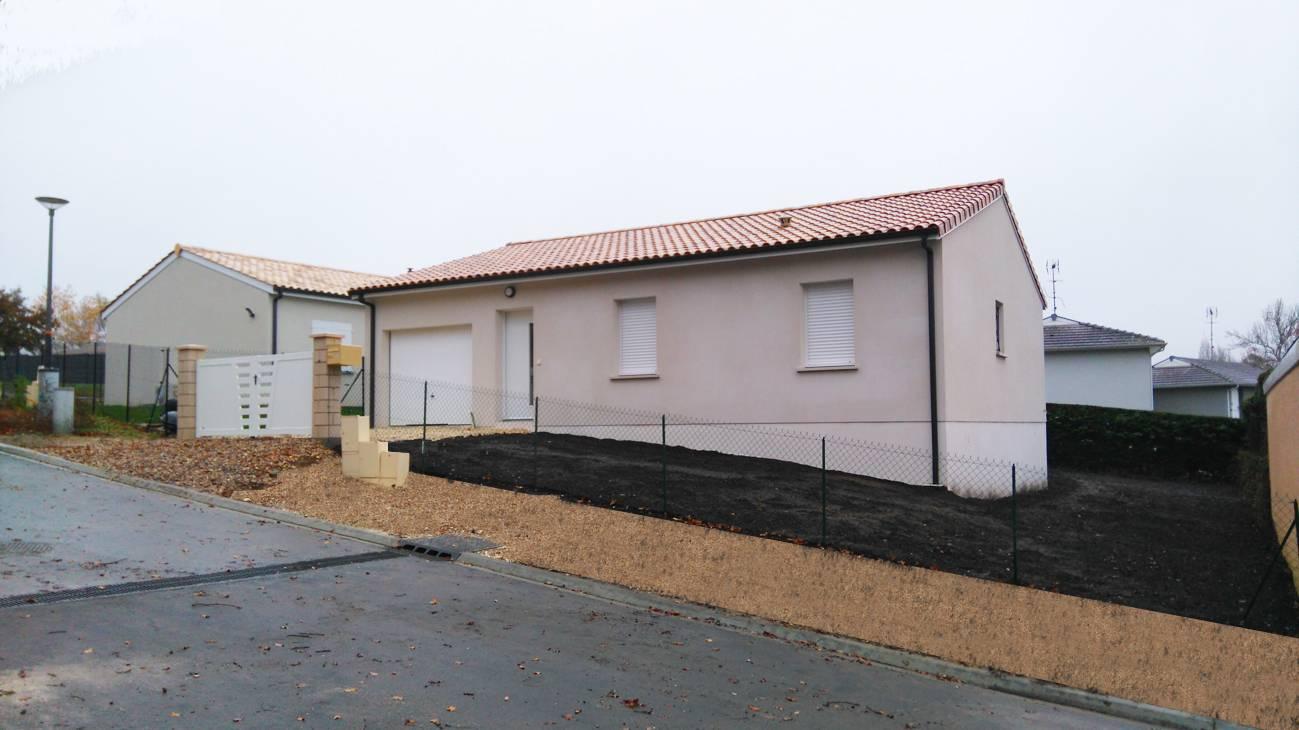 Maison traditionnelle en gironde proche st andr de cubzac for Constructeur de maison individuelle en gironde
