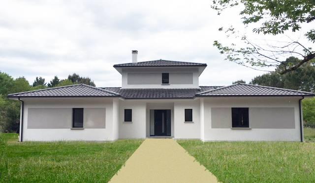 constructeur maison langon maison contemporaine belin beliet constructeur de