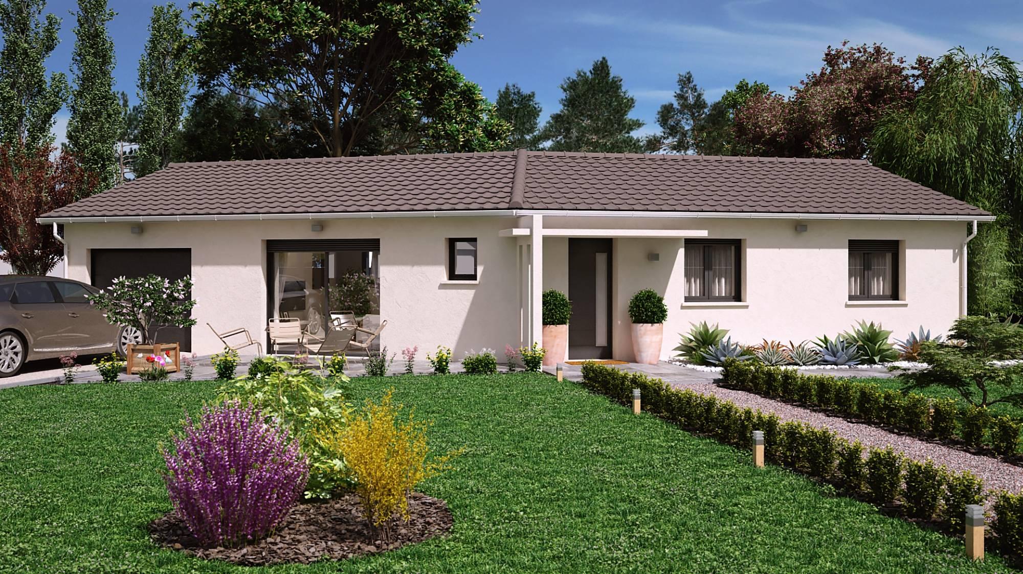 La maison individuelle toujours pl biscit e en gironde for Constructeur de maison individuelle en gironde