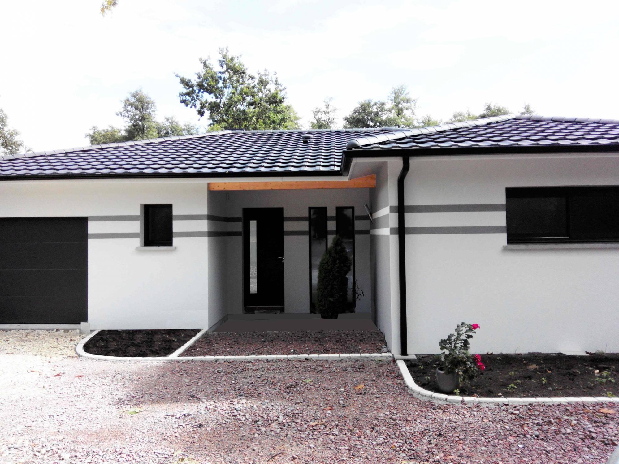 Prix construction maison haut de gamme langon immo for Constructeur maison langon